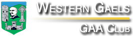 Western Gaels GAA - Founded 1962